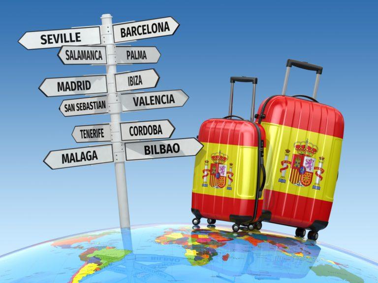 aller et voyager en espagne